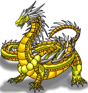 дракон ладон