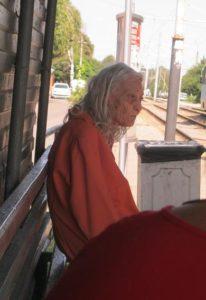 Чем не старуха Лоухи? Фото Наты
