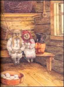 Домовой и Домовиха, Худ.В.Славун