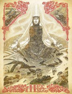 Мать Сыра-Земля, Худ.М.Кулешов
