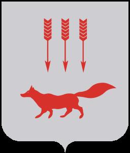 Лис на гербе Саранска