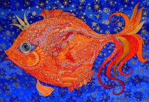 Золотая рыбка, Худ.Гвенитадзе Меги