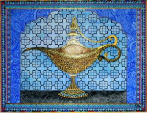 Лампа Алладина, Худ.Гвенитадзе Меги