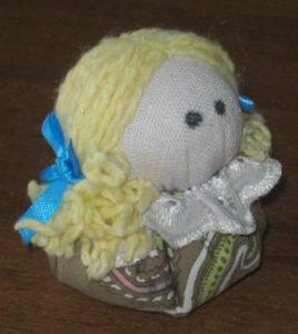 подружка-кукла 2
