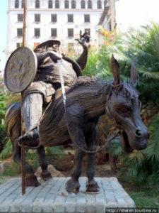 осел-памятник-Гавана