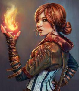 1-стихия огня- 60