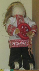 Кукла Солнцеворот
