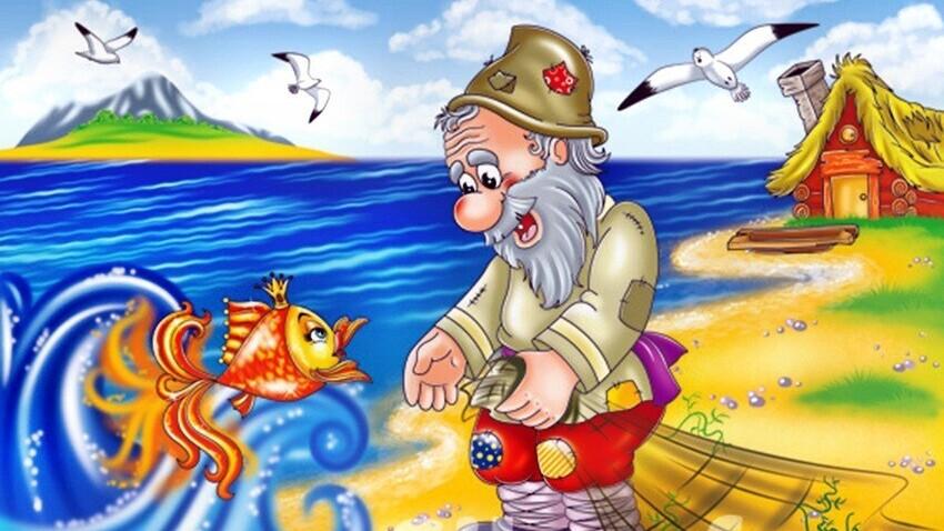 -исполнение желаний-золотая рыбка 2