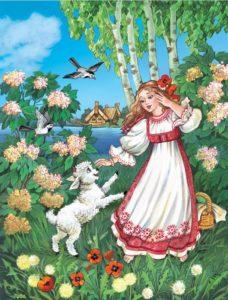 рисунок Марины Ордынской