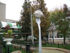 пельмень-памятник-Ижевск