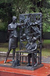 учительница-памятник-Томск