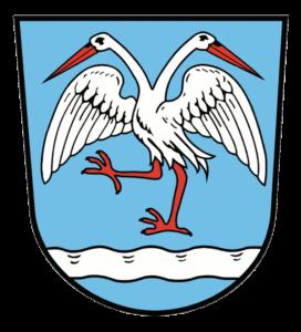 двухголовый-Герб коммуны Бессенбах Германия