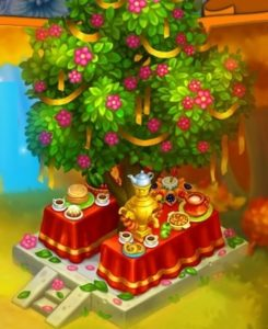 1-дружбы дерево-домовята