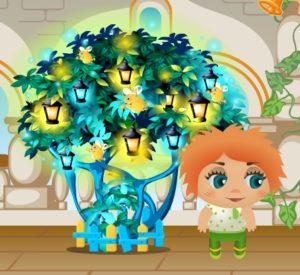 1-фонариков-дерево-3-домовята