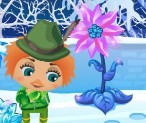 1-ледяной цветок-домовята