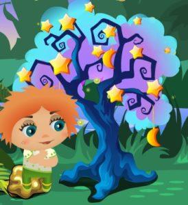 1-мистическое дерево-домовята