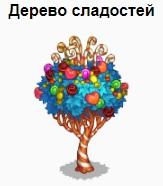 1-сладостей дерево-Запорожье