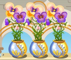 цветок дружбы-Домовята