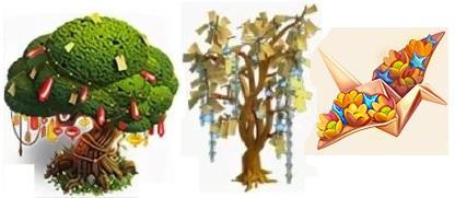 1-желаний деревья 2 Верность