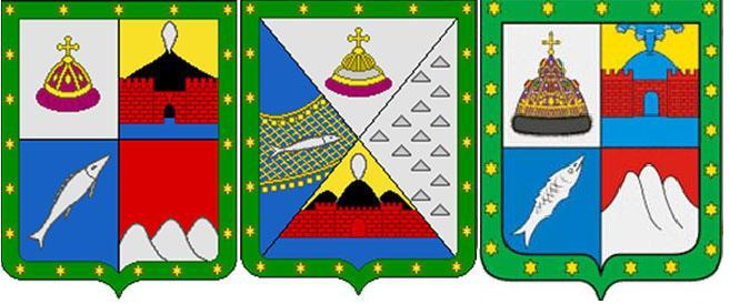 земля-вулканы-герб Тамани