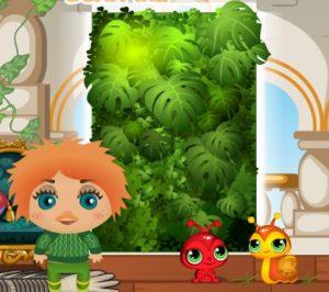 2-вертикальное озеленение-домовята